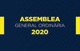 ASSEMBLEA GENERAL ORDINARIA 2020