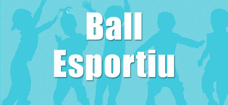 Ball esportiu